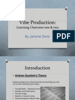 vibe production