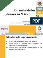 Partic i Pac i on Social Joven Es Mexico
