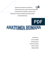 Anatomia y Fisiologia General