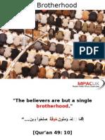 Brotherhood in Islam