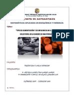 Tipodealimentacinysuinflenciaenelniveldecolesterolenlasangredeunapersona 130326225839 Phpapp02 (1)