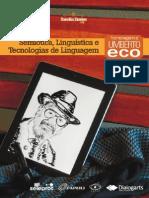 [1]Semiótica, Linguística e Tecnologias (...). Homenagem a Umberto Eco__2013 (Final)