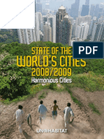 State of the World's Cities Report 2008
