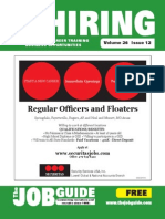 The Job Guide Volume 26 Issue 12
