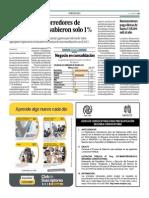 Ganancias de Corredores de Seguros Líderes Subieron Solo 1%_El Comercio 19-06-2014