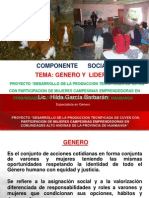 Caritas Genero.