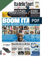 La Gazzetta Dello Sport - 16.06.2014