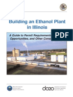 Building an Ethanol Plant