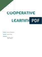 Cooperative Learninggggggggggg