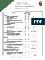 AULA LISTAS DE  COTEJO con casillas  y  PONDERACION ACTUALIZADAS .docx