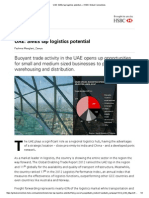UAE_ SMEs Tap Logistics Potential — HSBC Global Connections