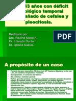Varon 43 Deficit Neurologico Cefalea