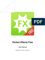 Perfect Effects 8 FREE