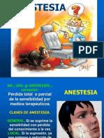 1a. Anestesia