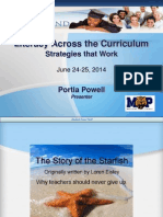 p powell-literacy across the curriculum