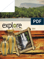 Explore the Foothills Marion Morganton 2014
