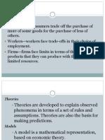 Microeconomics Intro