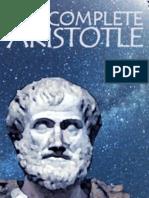 Aristotle - Complete
