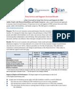Oregon Fact Sheet 2014 Scorecard