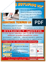 Afiches Club Estudios