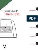 SQ Pharo 300 Manual Es 2012 03