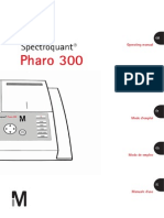 SQ Pharo 300 Manual Es 2012 03