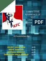 Kfc PPT