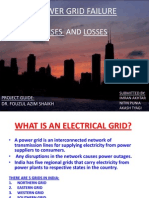 POWER GRID FAILURE Project