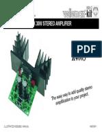 Illustrated Assembly Manual k4003 Rev1