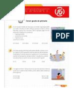 Matemáticas y Olimpiadas- 3ro de Primaria Conamat 2013 Lima