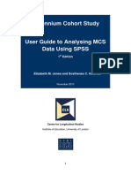 Complex Samples in SPSS