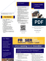 fraser marketing brochure
