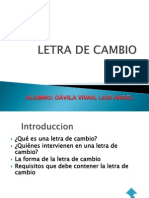 Pagare - Factura - Letra de Cambio