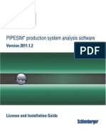 PIPESIM 2011.1.2 License and Installation Guide