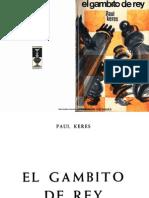 22- El Gambito Del Rey - Paul Keres