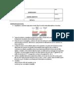ESPECIFICACIONES TECNICAS - mobiliarios