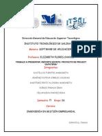 Proyecto de Project Zapateria