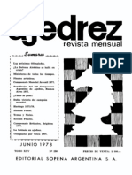 Ajedrez 290-Jun 1978 Ocr