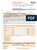 Sip & Micro Sip Pdc Form - 29.04.2013