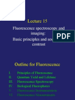 Introduction Fluorescence