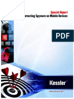 Detecting Spyware on Mobile Devices
