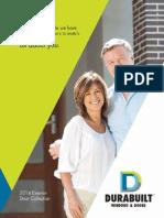 Durabuilt Door Catalog 2014