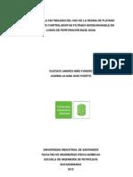 Estudio de La Factibilidad Del Uso de La Resina de Plátano Como Agente Controlador de Filtrado Biodegradable en Lodos de Perforación Base Agua