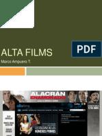 Productora Alta Films