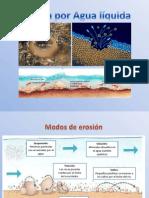 Erosión Hídrica y Cuencas