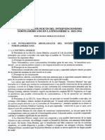 AspectosIdeologicosDelIntervencionismoNorteamerica