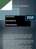 Botiquín Básico de Herbolaria tarea maestro roca.pptx