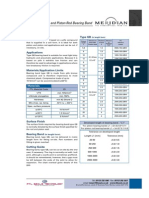 Ptfe Bearings Ftl Seal Technology