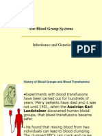 Blood Typing PPT