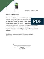 Carta de Recomendacion Generacion Tecnologica